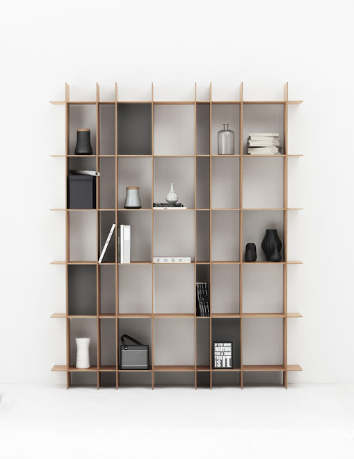 NEWS 2012. TACT STORAGE FOR THE NEW DANISH BRAND:  ARTEFACT COPENHAGEN.