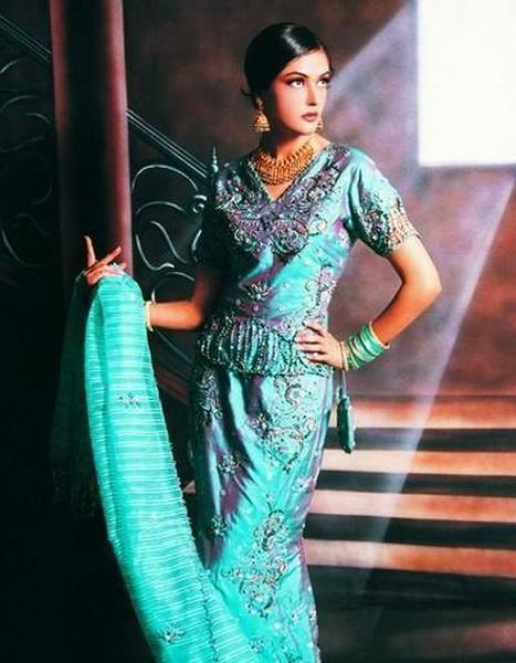 celebrity Gossip: Asian Bridal Wear
