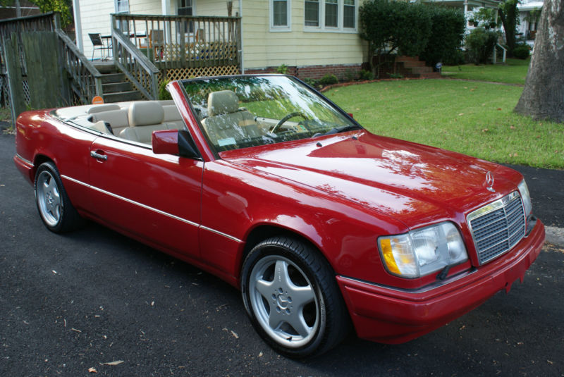 Daily turismo 5k manual swapped 1995 mercedes benz e320 for Mercedes benz e320 manual