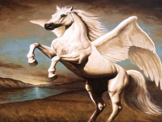 Binatang Mitologi Dunia yang Melegenda - Pegasus