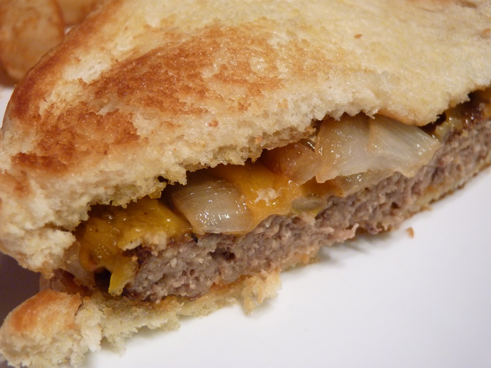 Fantastic Family Favorites: Meal Idea - Patty Melt