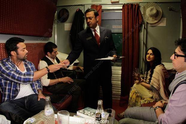 Rajdhani Express 2013 DVDRiP XviD - D3Si
