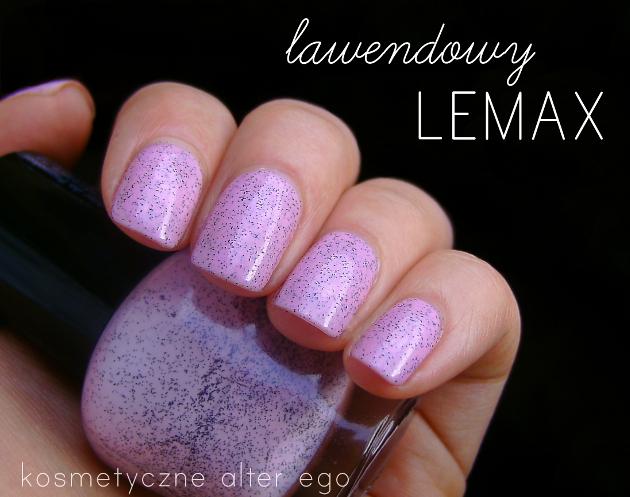 NOTD: Lawendowe