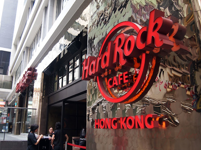 hard rock cafe hong kong central 中環
