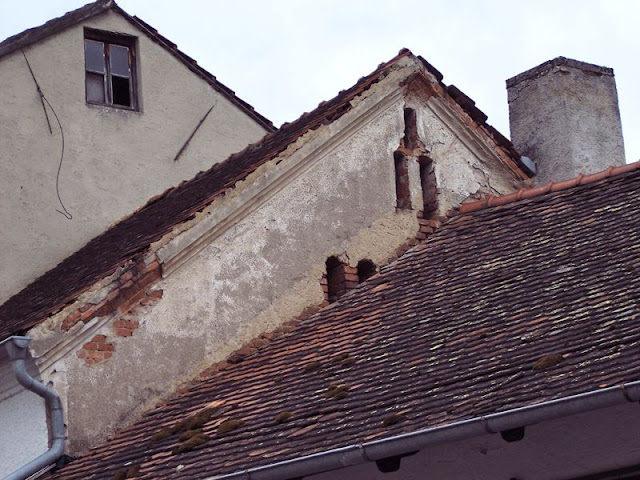 Old Roof construction