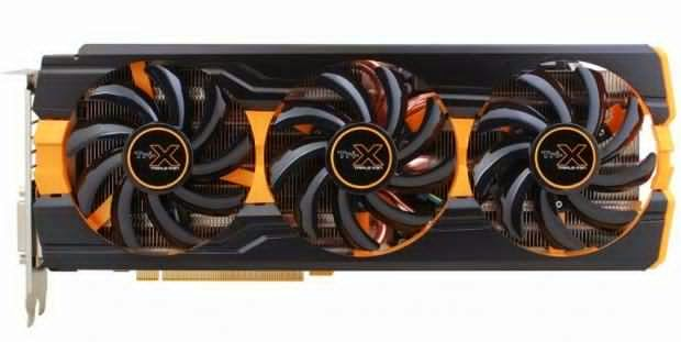 SAPPHIRE Radeon R9 290X Tri-X 8GB