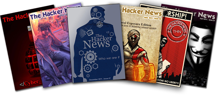 The Hacker News Magazine