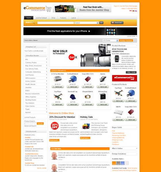 Website Template King