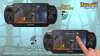 rayman legends psv screen 3 Rayman Legends (PSV)   PlayStation Vita Trailer & Screenshots
