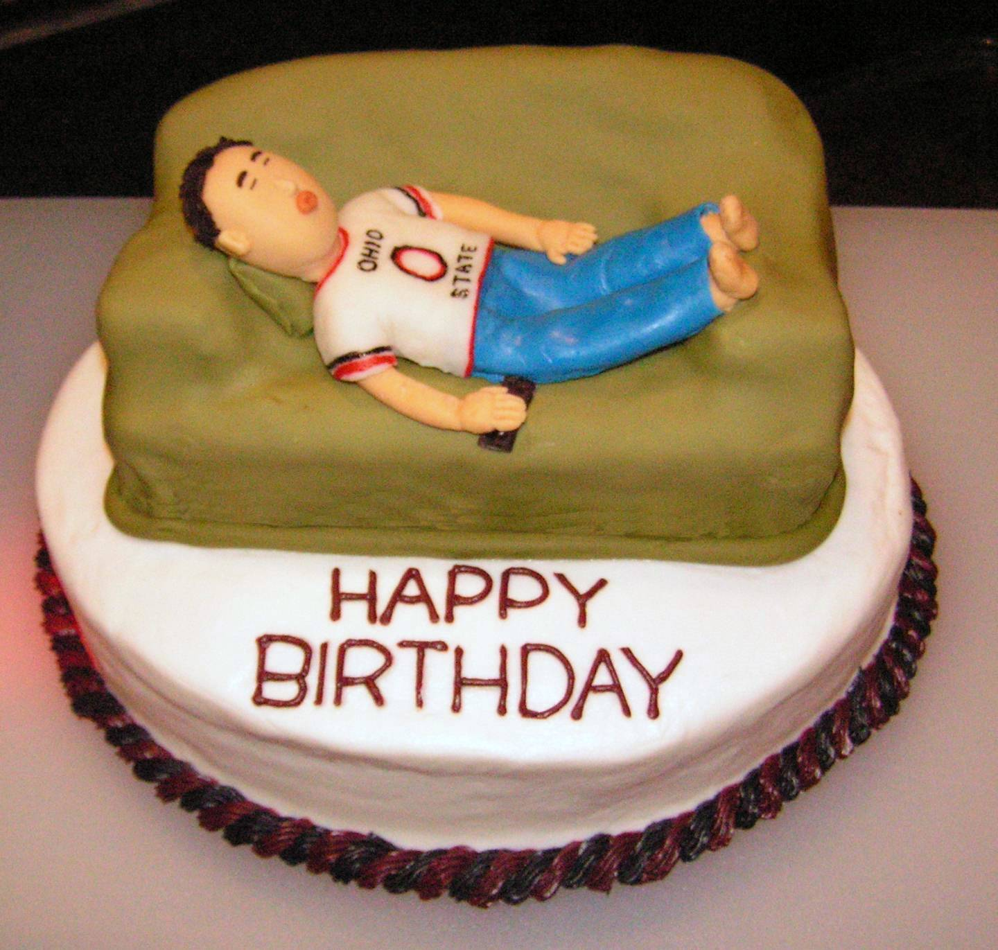 Carrie's Custom Cakes And Cookies: Custom 3-D And Sculpted
