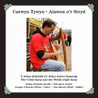 """CD: """"Alawon o'r Stryd"""" (2011)"""