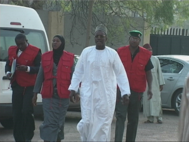 MONEY LAUNDERING: Aminu Sule Lamido arraigned, Remanded in Prison