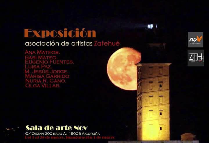 EXPOSICIÓN SALA NOV ( CORUÑA)