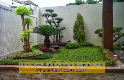 Tukang Taman Surabaya Teras Rumah