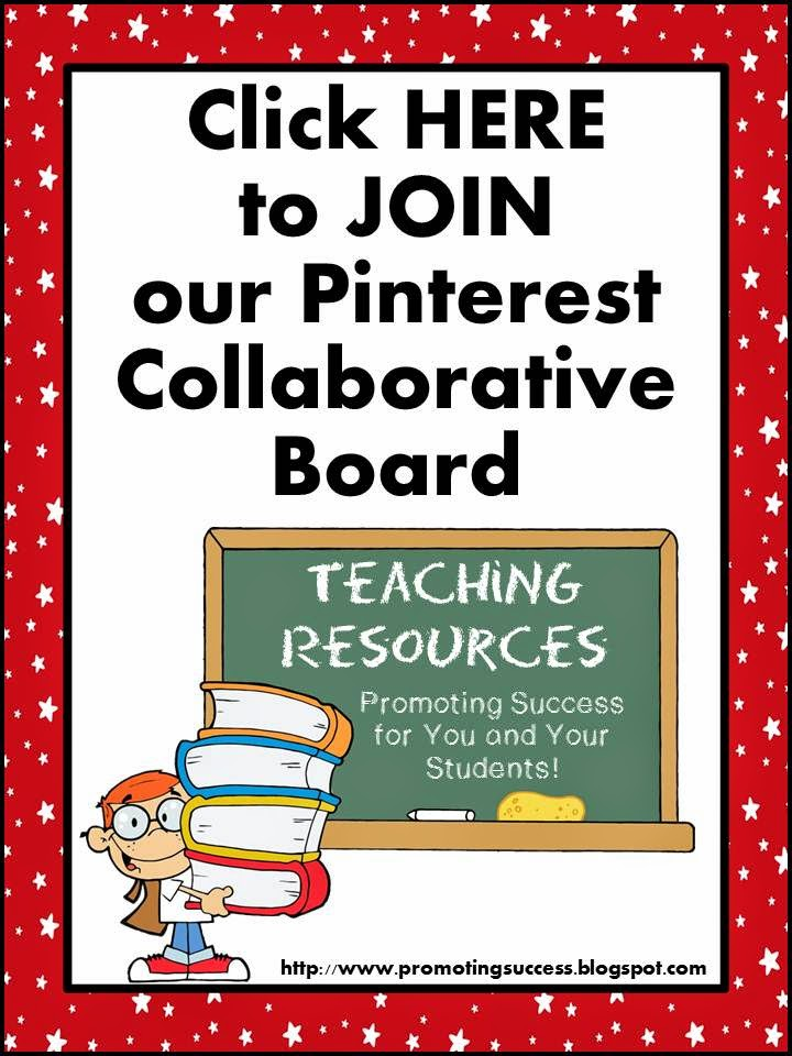 Pinterest Collaborative Board