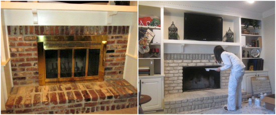 Fireplace Decorating: February 2013