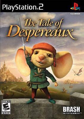 Le avventure del topino Despereaux PS2