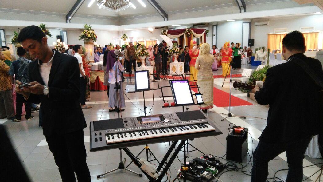 Sewa akustik wedding