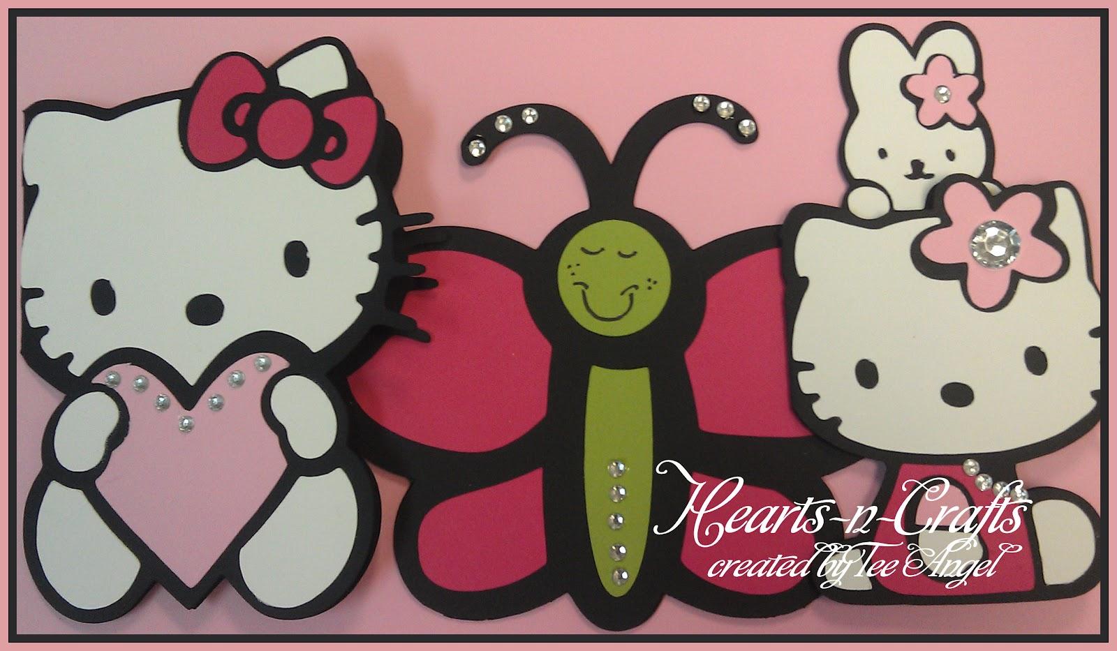 Hearts N Crafts Etc Hello Kitty Kids Class