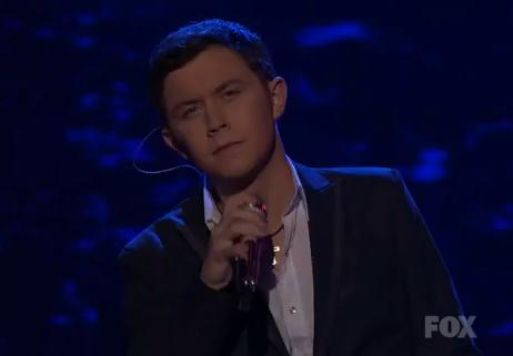 Who is scotty mccreery hookup now