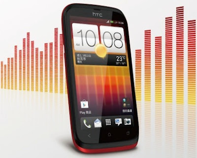 Latest Android phone HTC Introduces Desire Q