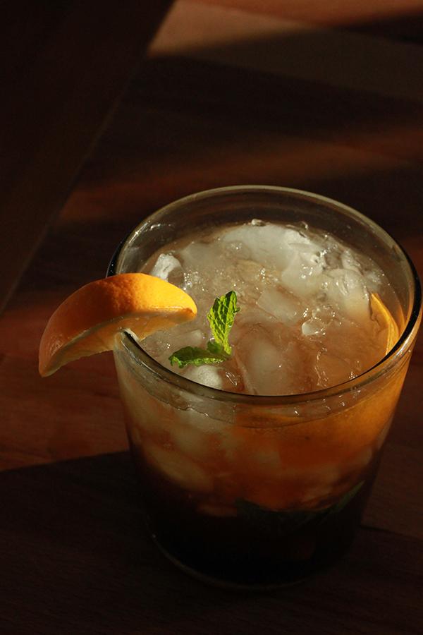 Stir & Scribble: Thirsty Thursday | Meyer Lemon Mojito