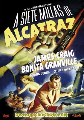 A siete millas de Alcatraz (1942) Descargar y ver Online Gratis