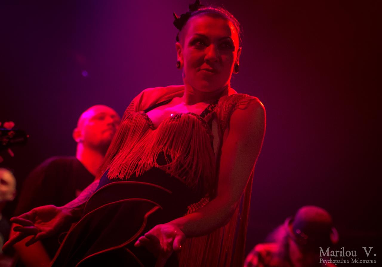 Stef Buriez / Klodia - Le Bal des Enragés