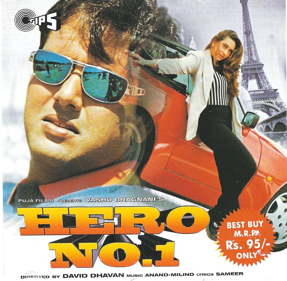 Hero No. 1 (1997) SL YT - Govinda, Karisma Kapoor, ,Kader Khan, Paresh Rawal, Shakti Kapoor, Satish Shah, Tiku Talsania, Himani Shivpuri, Rakesh Bedi