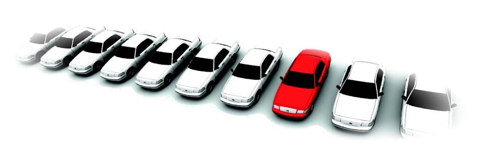 row-of-cars Autoankauf - Deutschlandweit