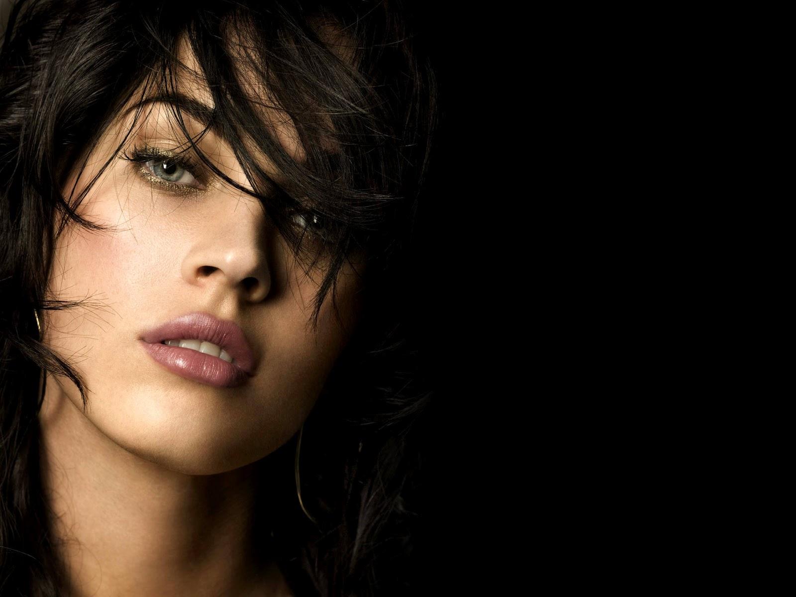 Megan Fox Beautiful Eyes