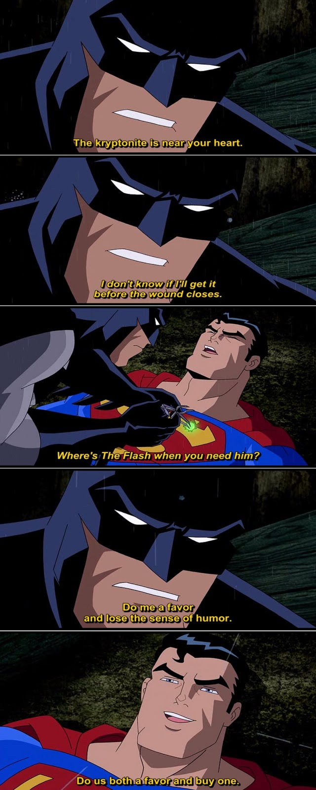 Superman/Batman Public Enemies Quote-1