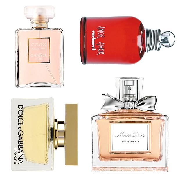 Perfumy Karoliny
