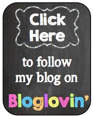 Bloglovin' Widget