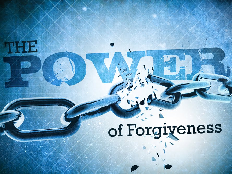 THE POWER OF FORGIVENESS WITH SCOTT HUTCHINSON