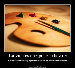 La vida es arte
