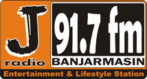 J Radio - Playing Best Songs in Banjarmasin