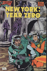 'New York: Year Zero' No. 4, Eclipse Comics, October 1988