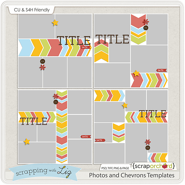 http://scraporchard.com/market/Photos-Chevrons-Digital-Scrapbook-Templates.html