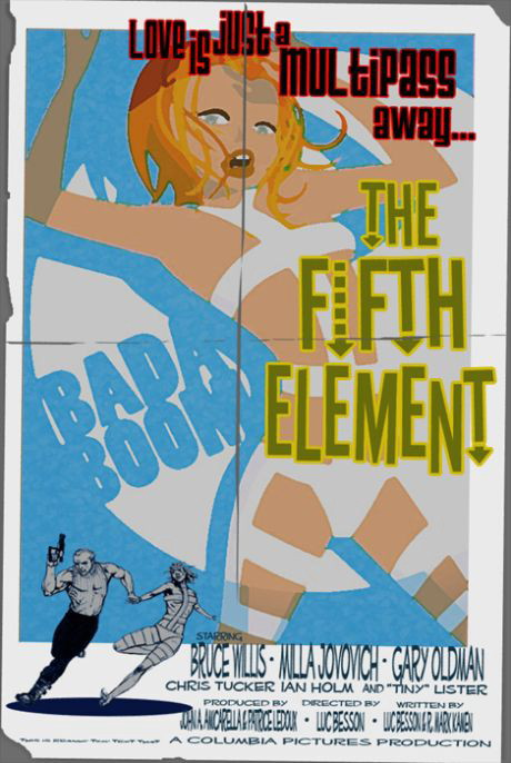 the fifth element book pdf
