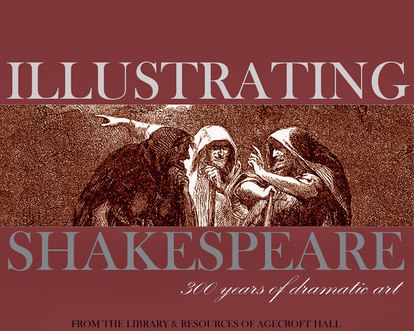 illustrating shakespeare