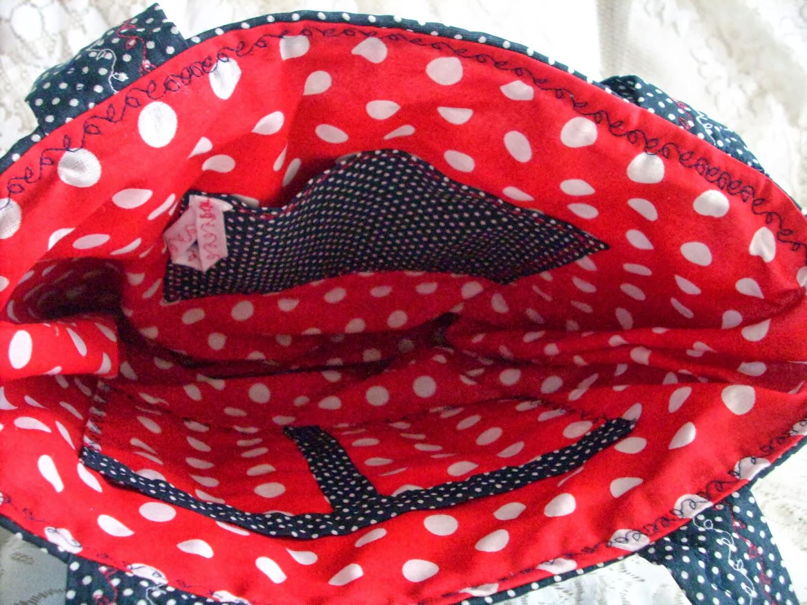 Bolsa Em Tecido Para Praia : Ateli? iluminar por m?nica oliveira bolsa de tecido