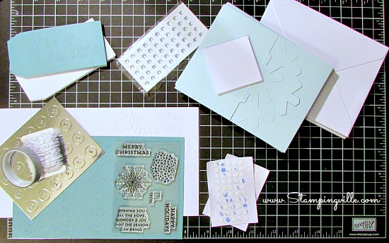 November Paper Pumpkin Kit Contents #PaperPumpkin #papercrafts #StampinUp