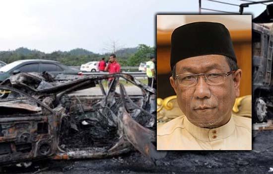 Mufti Pahang Kata Makhluk halus bukan punca utama kemalangan di LPT2