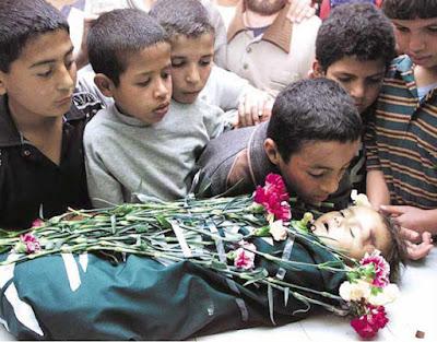 Alhamdulillah Mata PBB Sudah Terbuka Lebar, Israel Lah Sang Biadab Yang Menyiksa Anak Palestina
