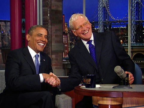 Good Riddance to Letterman