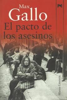 El pacto de los asesinos Max Gallo