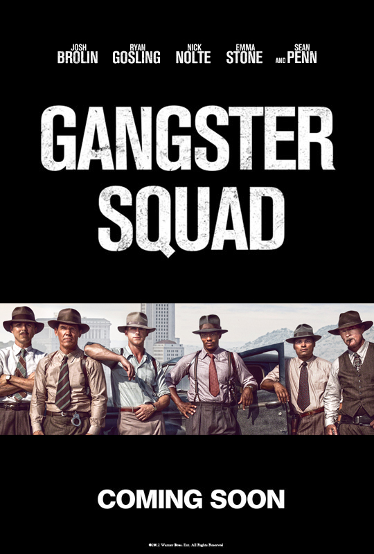 Watch Gangster Squad (2012) Online