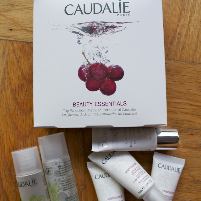 caudalie sephora 500 points sample beauty essentials