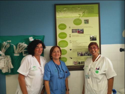 Consulta especializada de Enfermeria